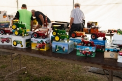 Toy Tractor Auction