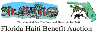 Florida Haiti Benefit Auction